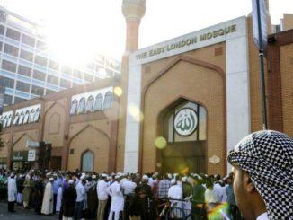 london mecset iszlám muzulmán
