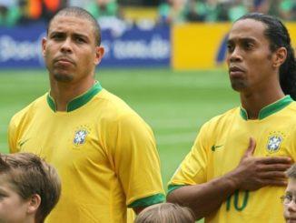 futball foci ronaldo ronaldinho sport