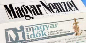 Mától nevet vált a Magyar Idők