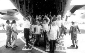 A történelmi túszdráma óta először szállt le izraeli gép Entebbében