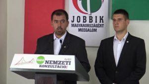Zsidókat listázó politikust jelöl a Jobbik Szávay István helyére