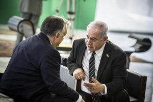 V4 csúcstalálkozó: Izraelbe utazik Orbán Viktor