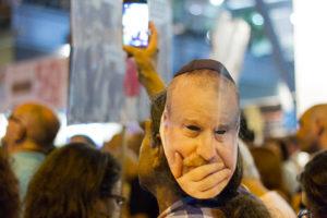 Izraeli televízió: vádat emelhetnek ma Netanjahu ellen