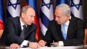 Orosz-izraeli együttműködés Szíriában