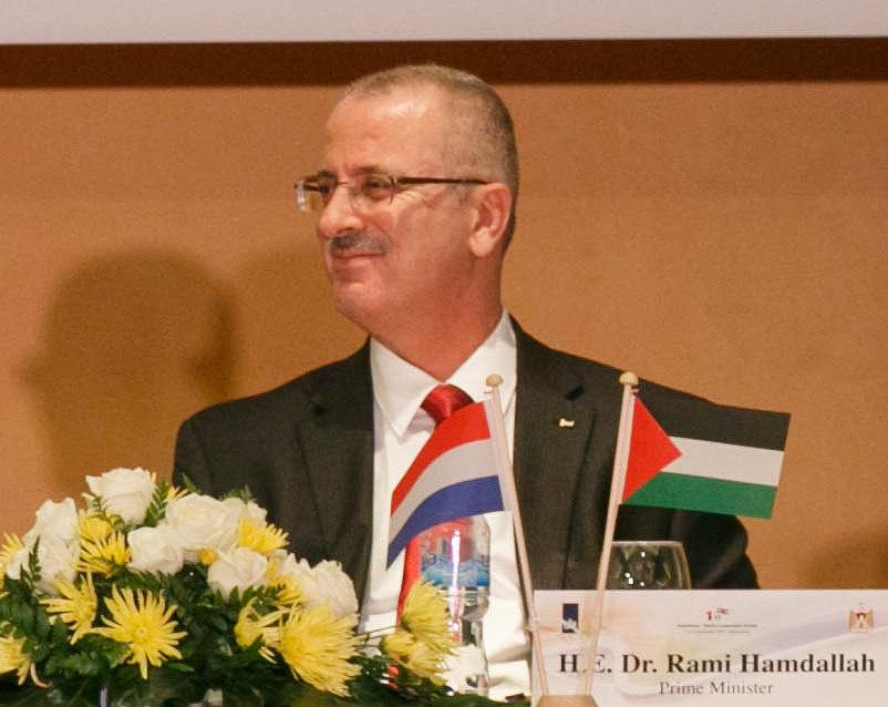 Assaf Shilo/Israel Sun 07-12-2013Dutch Prime Minister Rutte in Bethlehem