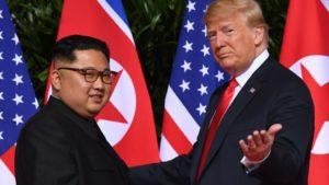 """Kim Dzsongun """"kiváló"""" levelet kapott Trumptól"""