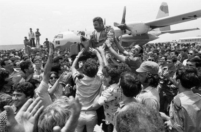 Túszdráma Entebbében – a nap, amikor még Irán is gratulált Izraelnek