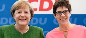 Merkel utódja szükség esetén akár le is zárná a német határt