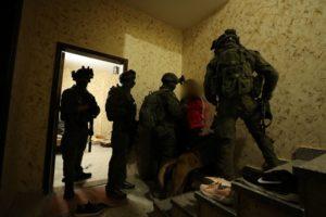 A késes Arafat, aki sokkolta Izraelt