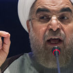 Iráni elnök: a Fehér Ház szellemileg retardált