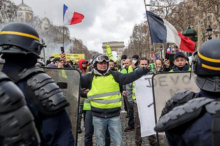 Miért dühösek ennyire a franciák Macron liberális piaci reformjaira?