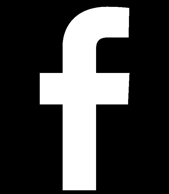 white-facebook-icon