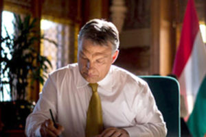 Orbán: örömmel tölt el, hogy a magyar zsidók biztonságban élnek