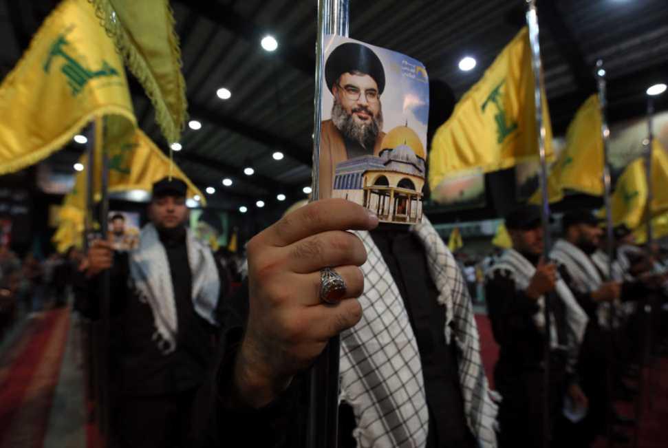 Naszrallah szerint szaúdi kérésre tervezi kiiktatni őt Izrael