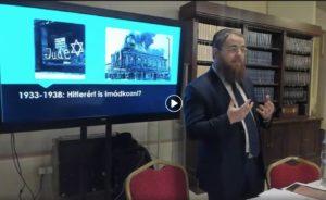 Antiszemitizmus elleni küzdelem: védekezés vagy identitás?