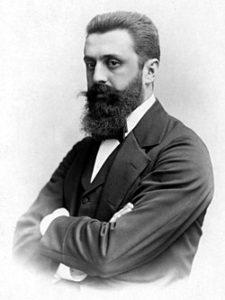 Ma egy éve lett Erzsébetváros díszpolgára Herzl Tivadar