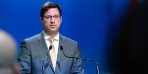 Gulyás: A Fidesz az EPP tagja kíván maradni