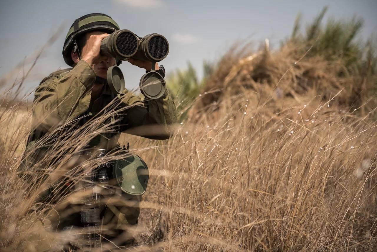 Izrael iráni terrorsejtek aknáira lelt a Golán-fennsíkon