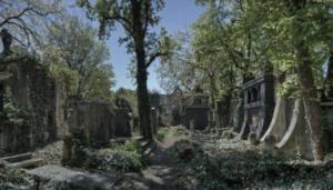 """""""Sorokban a sírok"""" – zsidó temetőkről nyílt fotókiállítás"""