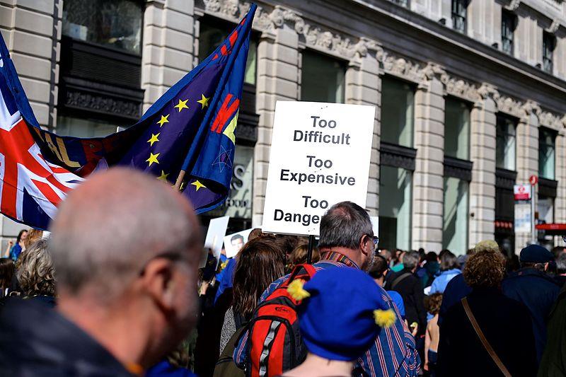 Brexit protest 3
