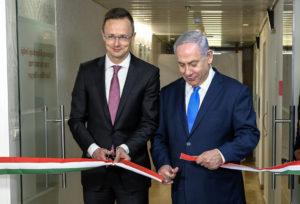 Megnyílt a magyar külgazdasági képviselet Jeruzsálemben