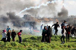 A terror napja Gázánál
