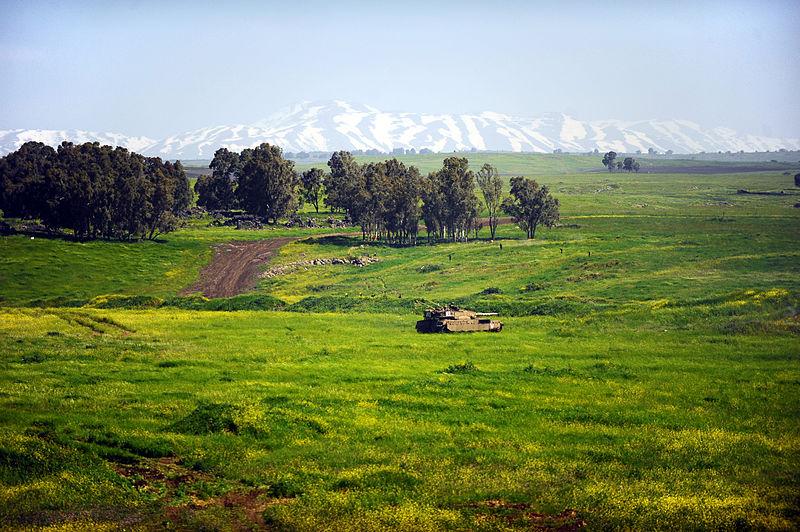 Golan 1 IDF 3