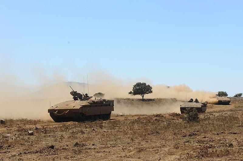 Golan 1 IDF