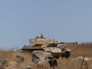 A Golán-fennsík túloldalán erősít Irán és a Hezbollah