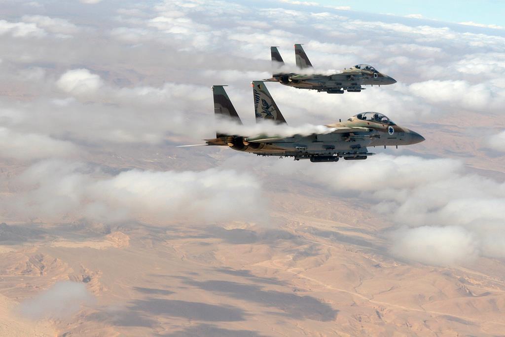 Izrael nyilvánosságra hozta, hogy idén 50 légitámadást hajtott végre Szíriában