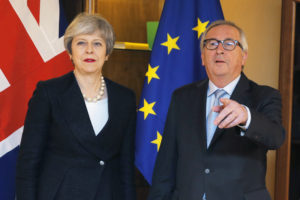 Juncker és May megegyezett a Brexit ügyében