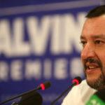 """Salvini: """"Ha miniszterelnök leszek, Olaszország elismeri Jeruzsálemet Izrael fővárosaként"""""""
