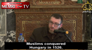 Palesztin imám: Franciaország úgy fog járni, mint Magyarország Mohácsnál