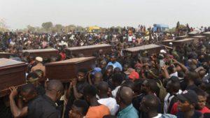 Tömegesen gyilkolják a keresztényeket Nigériában