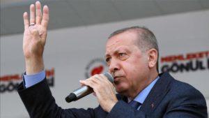 Erdogan: Ellenségünk mindenki, aki támogatja Izraelt