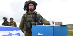 43 párt indul az izraeli választásokon