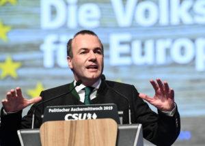 Manfred Weber: meg kell akadályozni a Fidesz kizárását a Néppártból