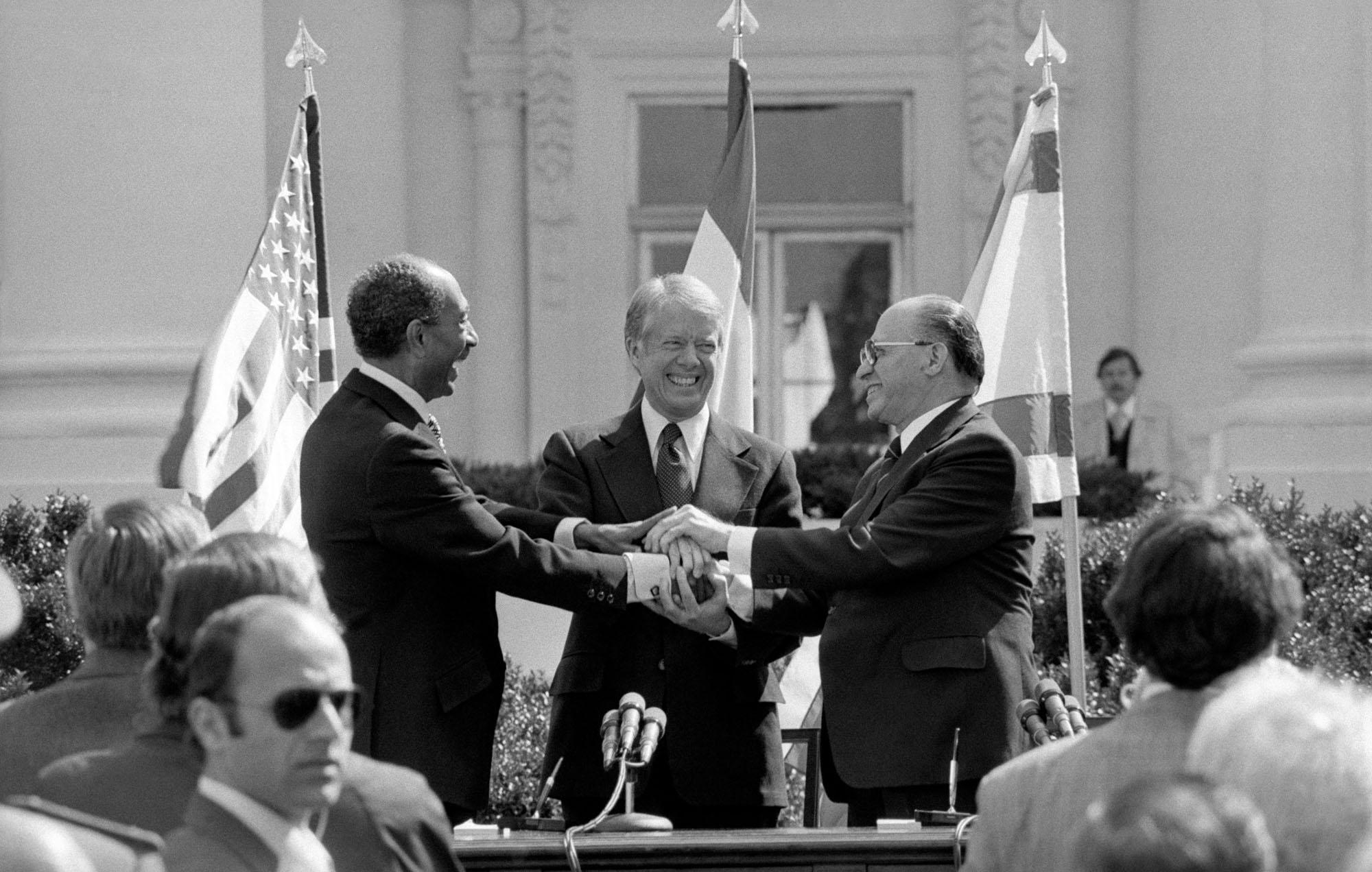 Ma 40 éve kapitulált Egyiptom