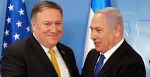Netanjahu Pompeonak: itt az ideje elismerni, hogy a Golán Izraelé