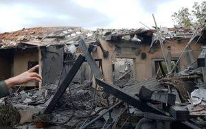 Hamász: a rossz idő miatt lőttük Izraelt