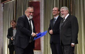 Takaró Mihály megkapta a József Attila-díjat