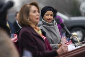 Pelosi szerint nincs antiszemita hajlam a Demokrata pártban