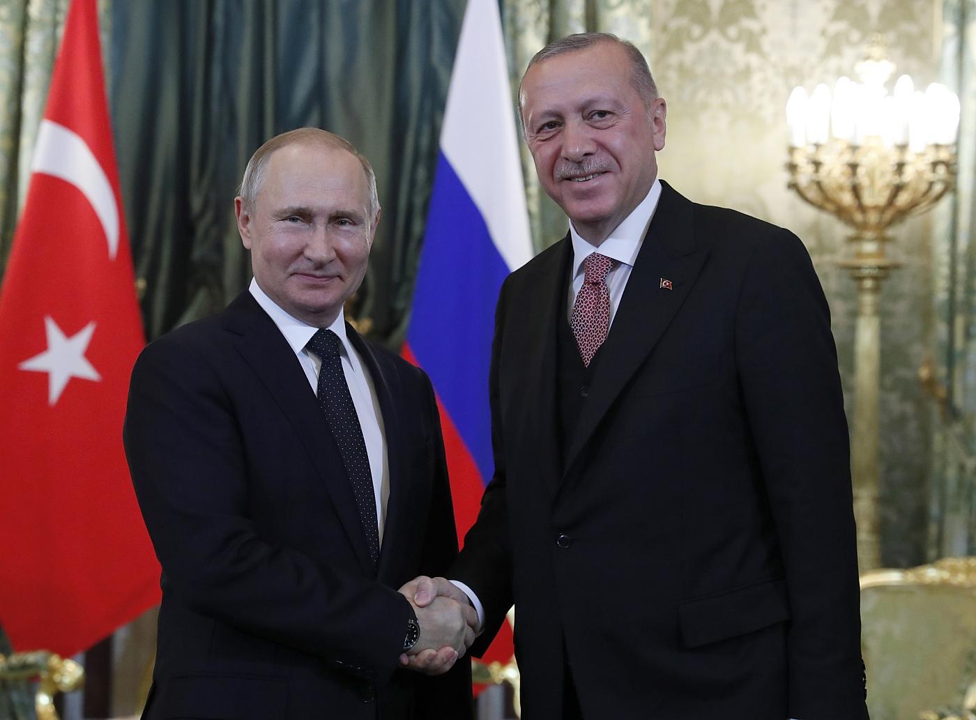 Törökország célja az volt a Kaukázusban, hogy növelje Oroszország szerepét
