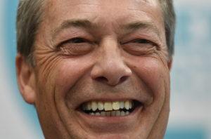 Egyre népszerűbb Nigel Farage a brit konzervatívok között