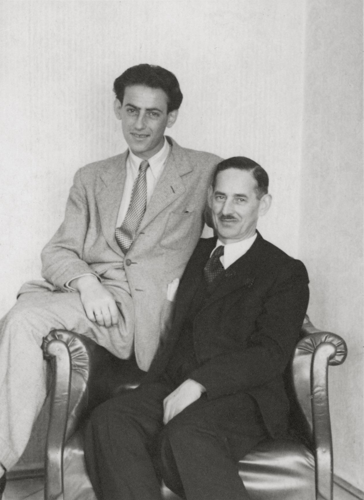 14 – Fritz és Gustav Kleinmann 1959