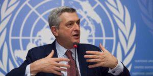 """Menekültügyi ENSZ-főbiztos: """"mérgező"""" vita zajlik a világban a menekültekről és migránsokról"""