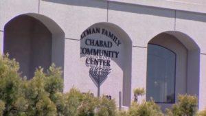 Gyilkos merénylet egy kaliforniai Chabad zsinagóga ellen