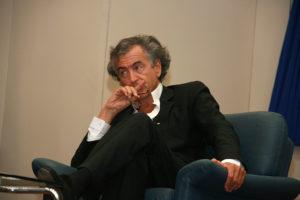 Két és fél órát tárgyalt Bernard-Henry Lévy Orbán Viktorral