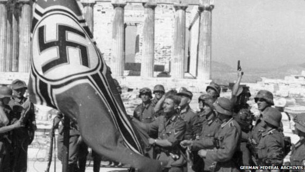 Görögország kárpótlást követel a német megszállásért