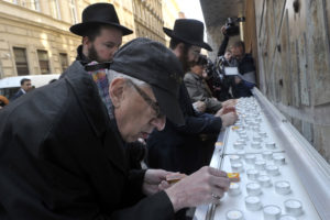 Emlékezés a holokauszt magyarországi áldozataira